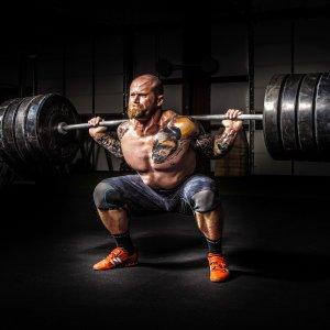 Træningsprogram til styrke. Vægttræningsprogram squat program