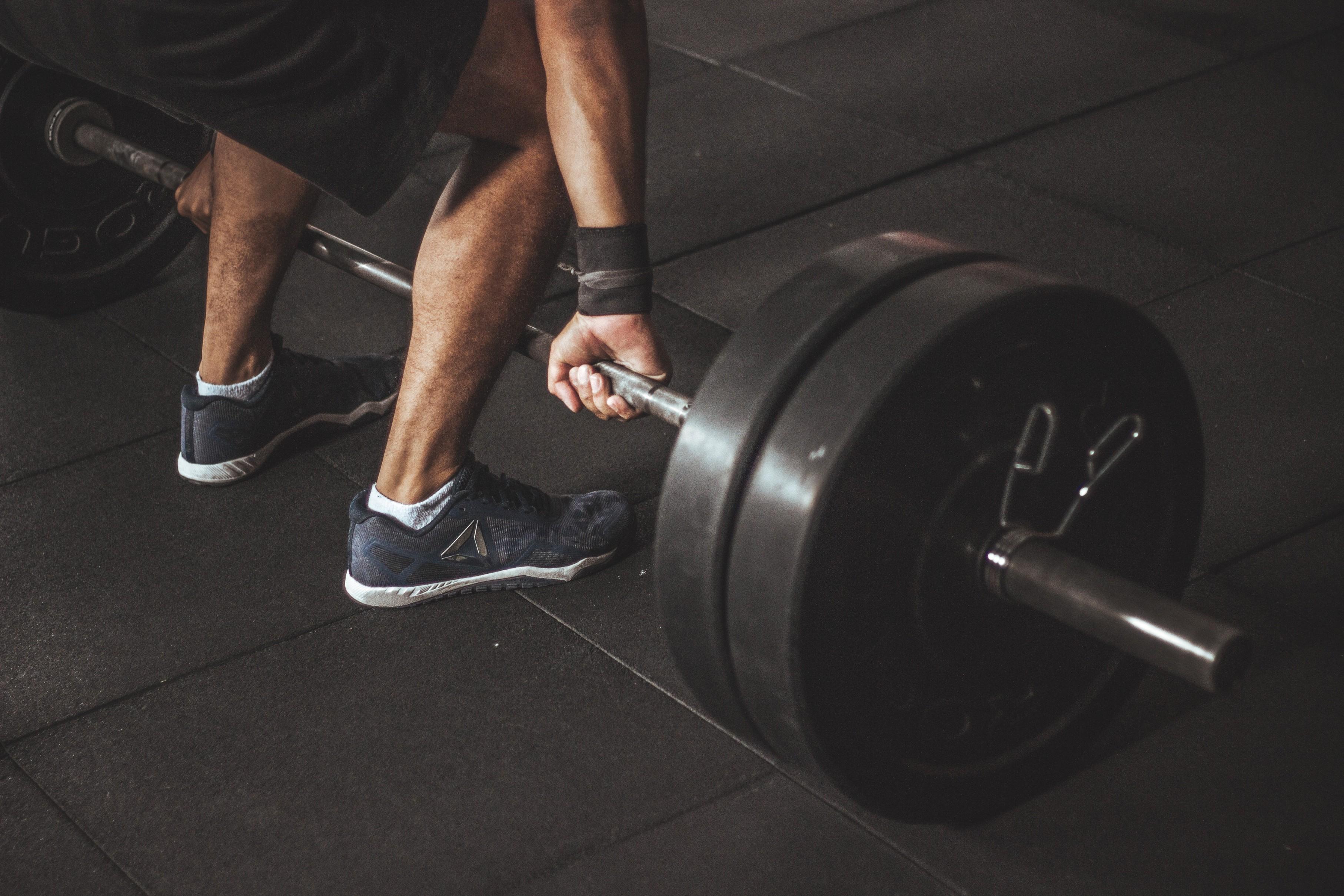 Styrketræningsprogram - 5 x træning om ugen
