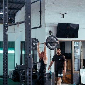 Eksempel på træningsprogram. Begynder styrketræningsprogram. Overall styrketræningsprogram