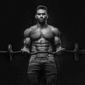 Bodybuildingsprogram til hjemmet. To split træningsprogram
