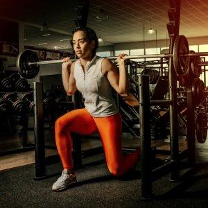 Vægttabsprogram. Effektiv træning til vægttab