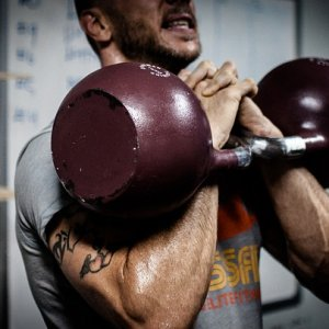 Kettlebell program - 5 x træning om ugen