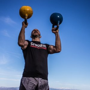 Kettlebelt træningsprogram - 3 x træning om ugen