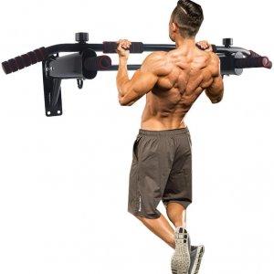 Pull up bar til at opbygge en solid ryg