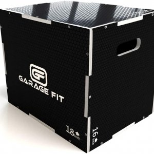 Plyo box Garage fit