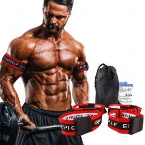 Okklusionsbånd til øget muskelstimulering