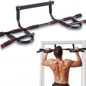 Pull up bar til døren max vægt 200 kg