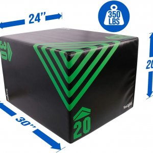 Plyo box med betræk