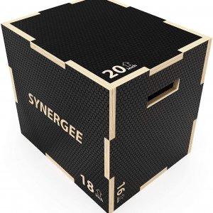 Plyo box Synergee non slip