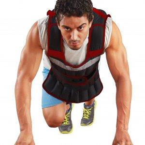 Vægtvest i forbindelse med fx sprinttræning