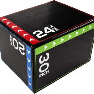 Plyo box til hjemmetræning
