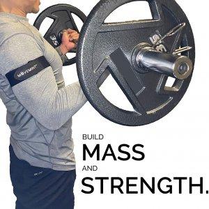 Okklusionsbånd til muskelmasse & styrke